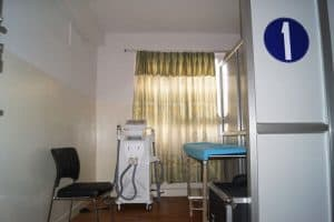 npclc patients room