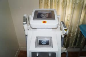 laser machine in npclc