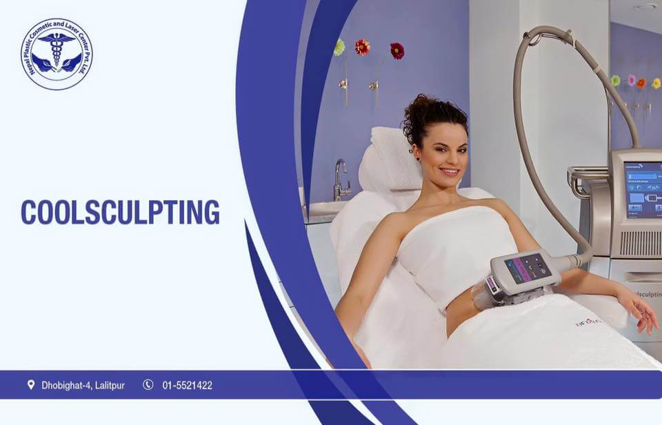 Coolsculpting body contouring in nepal