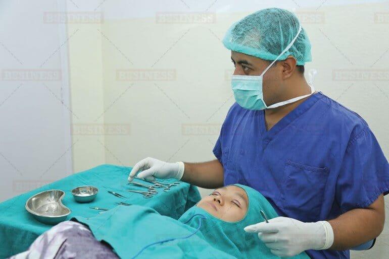 eye surgery in nepal