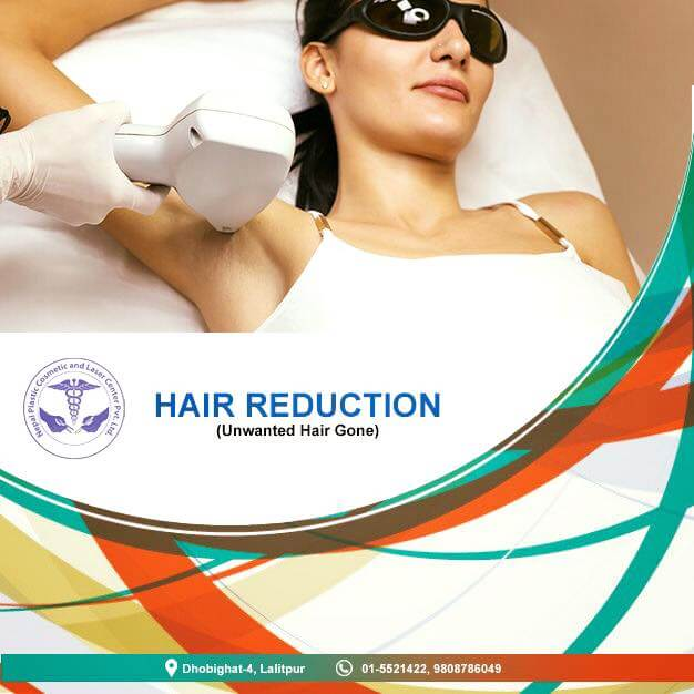 hair removal in Nepal