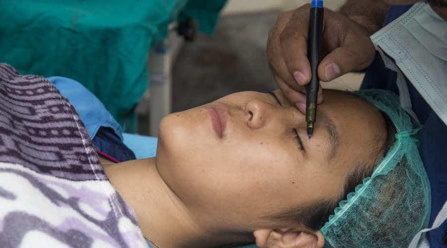 eye surgery hospital in nepal